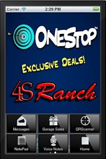 OneStop 4S Deals - screenshot thumbnail