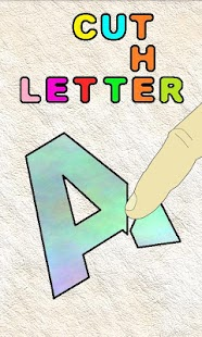 Cut The Letter Free screenshot