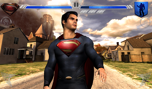 ���� Man of Steel v1.0.21~24 [Unlimited Money] ������� ���������