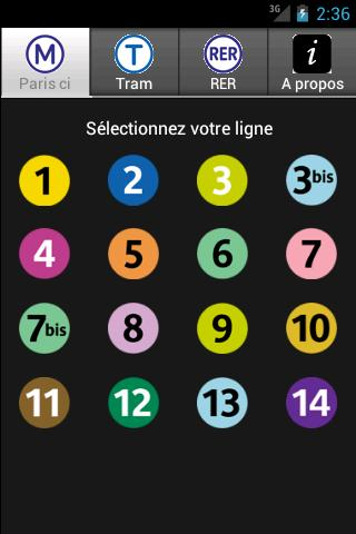 Paris ci la Sortie du Métro - screenshot