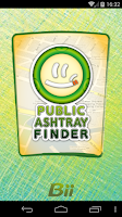Screenshot of Public Ashtray Finder