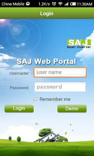 SAJ Web Portal