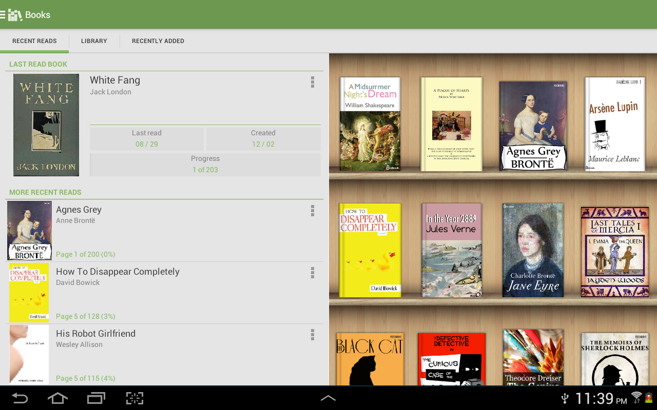 Aldiko Book Reader Premium screenshot #8