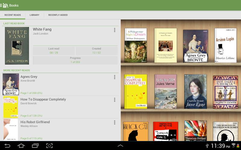 Aldiko Book Reader Premium Screenshot 7
