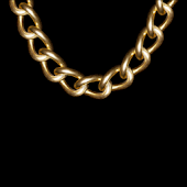 Gold Chain Live Wallpaper