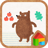 Honey Bear Dodol Theme