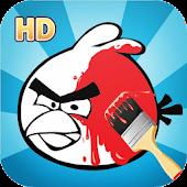 Angry Paint Bird HD