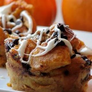 Pumpkin Bread Puddin'