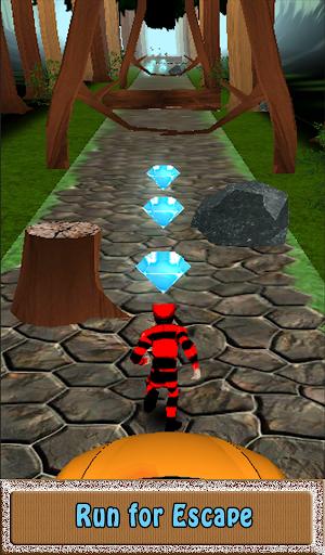 Thief Run Game