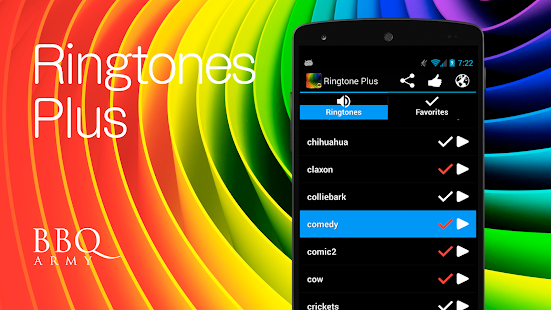 Ringtone Plus - screenshot thumbnail