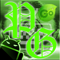 GOKeyboard PoisonGreen - Free icon