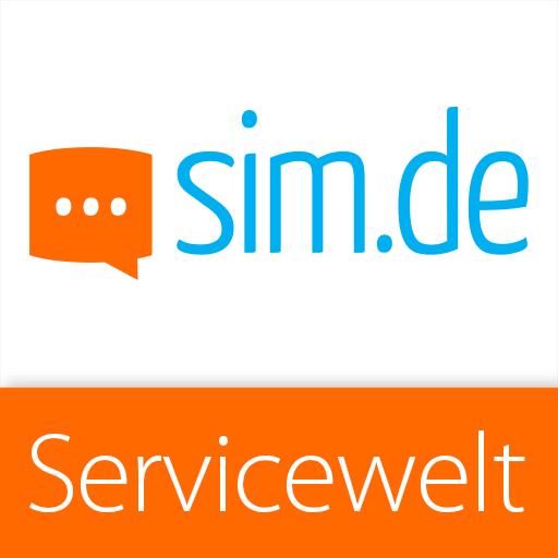 sim.de Servicewelt