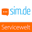 sim.de Servicewelt icon