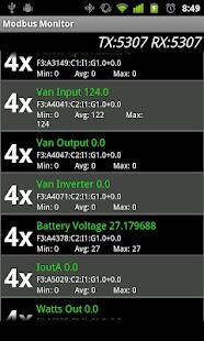 Modbus Monitor- screenshot thumbnail