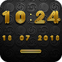 DISCO Digital Clock Widget icon