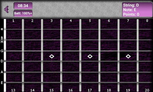 Klotzkoepfchen Guitar Trainer - screenshot thumbnail