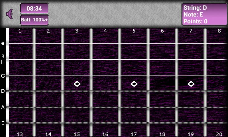 Klotzkoepfchen Guitar Trainer - screenshot