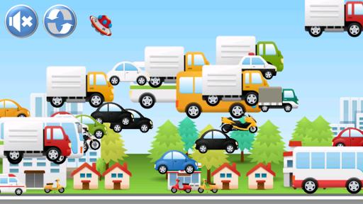 【免費教育App】さわってあそぼ!のりものブーブー-APP點子