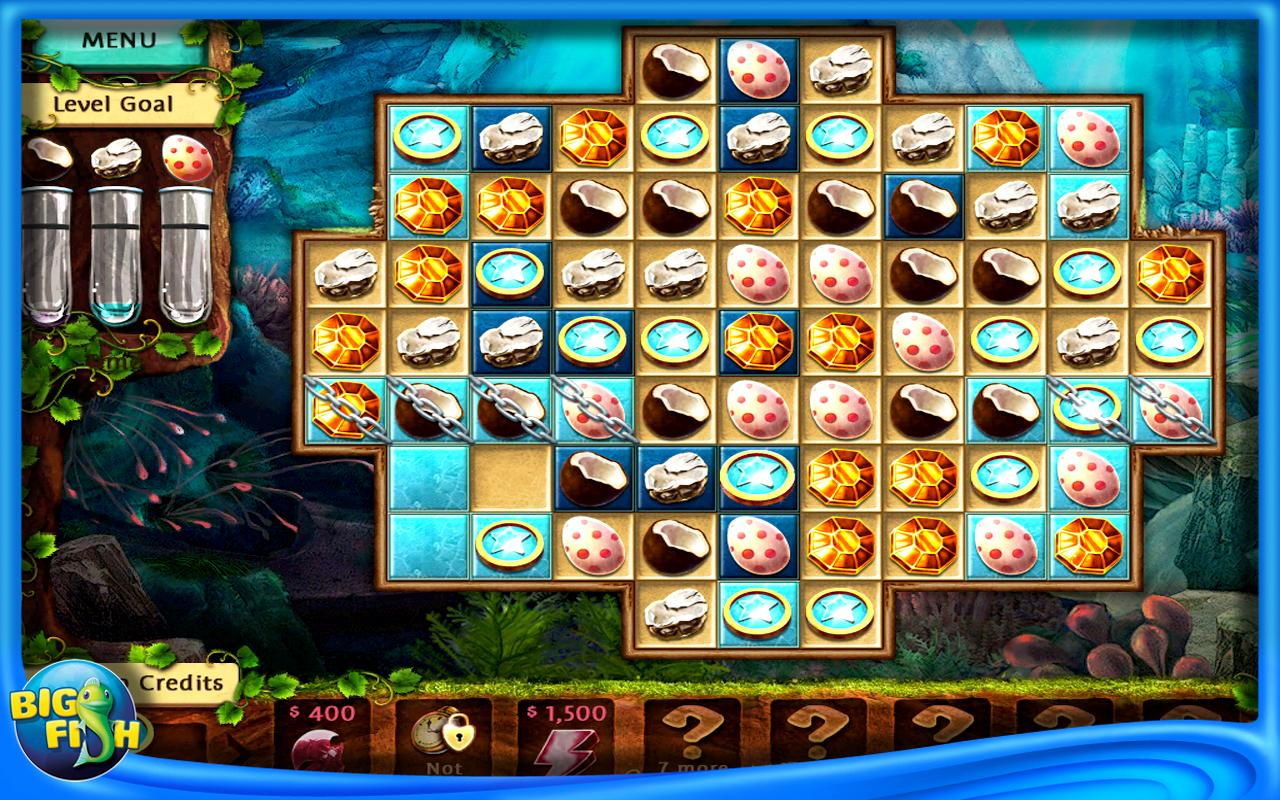 Screenshots of Jewel Legends (Full) for iPhone