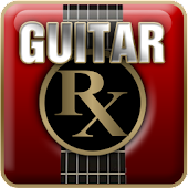 Guitar Rx Riff Practice App