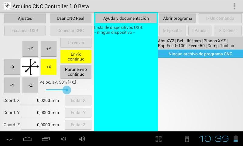 Arduino cnc controller applications android sur google play