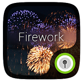 Fireworks GO Locker Free Theme