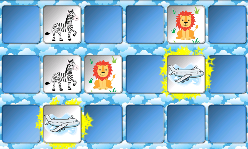 Kids Smart Games- screenshot