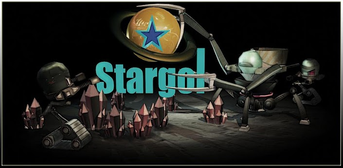 STARGOL - игра похожая на StarCraft для Андроид