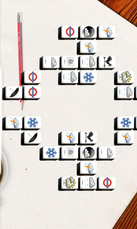 Big Ben Mahjong Solitaire - screenshot