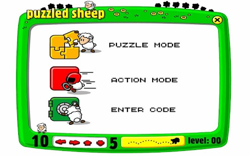 Puzzle Sheep - screenshot thumbnail