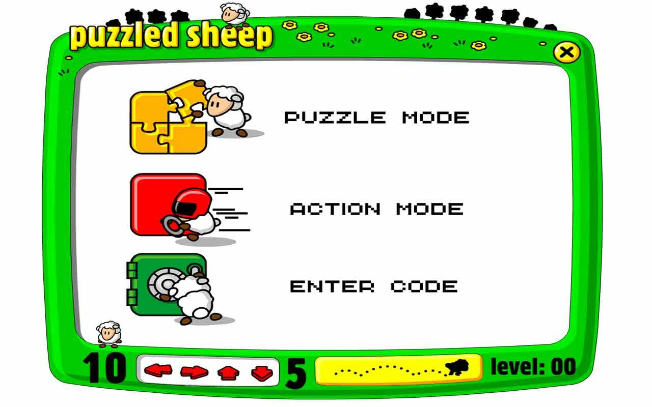 Puzzle Sheep - screenshot