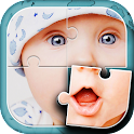 Cute Baby Jigsaw Puzzle icon