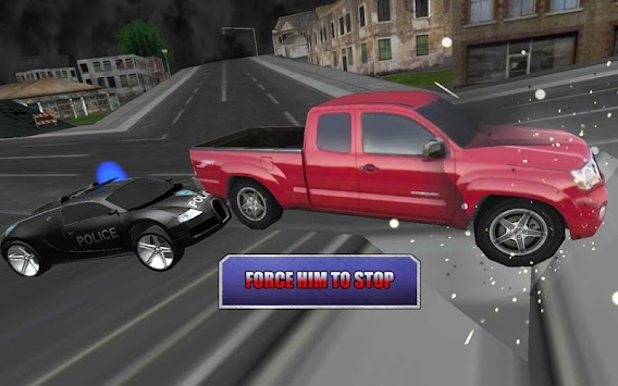 Crazy Driver Police Duty 3D APK screenshot thumbnail 3