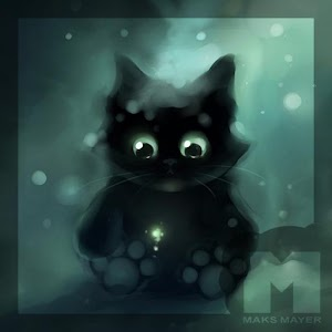 Тема MyXPERIA - Magic CAT APK