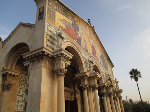 Church of Gethsemane Front