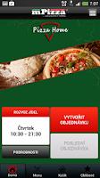 Screenshot of Pizza Home
