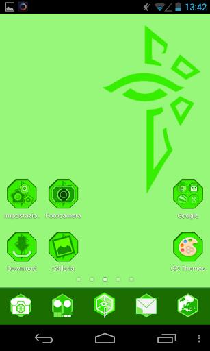 Ingress Enlightened Icon Theme