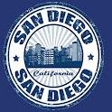 San Diego CA America's Finest icon