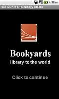Screenshot of Science eBooks