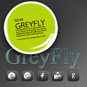 GreyFly Go Launcher EX Theme icon