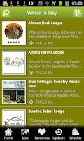 Screenshot of Wild About Hoedspruit