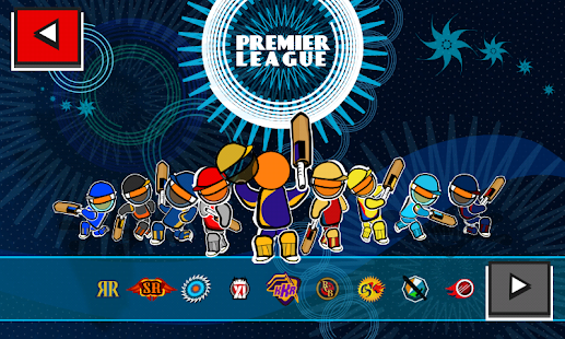 SUPER CRICKET + Premier League - screenshot thumbnail