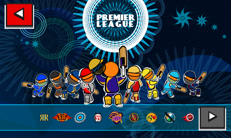 SUPER CRICKET + Premier League - screenshot