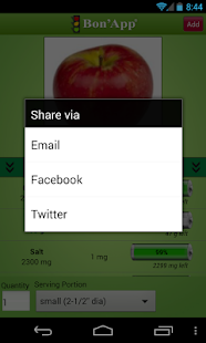 Bon'App- screenshot thumbnail