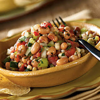 Black-Eyed Pea Salad.