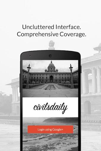 Civilsdaily - IAS 2015