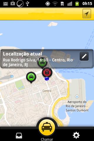 Carioca Taxi Cliente