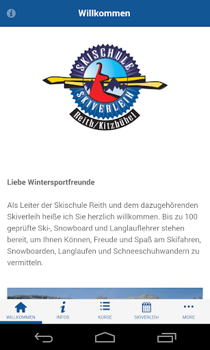 Skischule Reith bei Kitzbühel