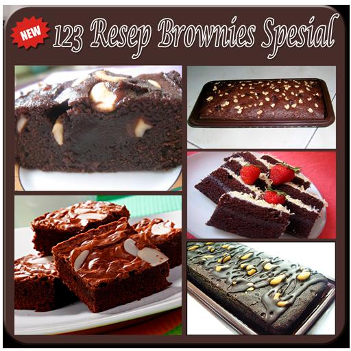 123 Resep Kue Brownies Spesial