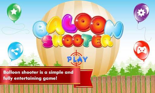 Balloon Shooter : Pop them up